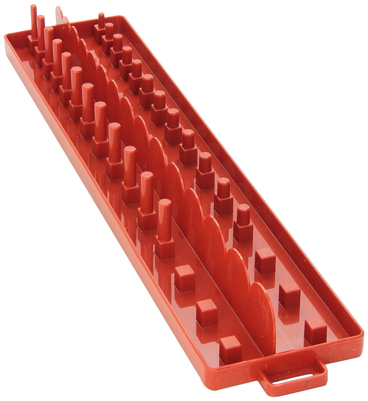 Performance Tool W774 3//8 SAE Drive Socket Storage Tray Organizer