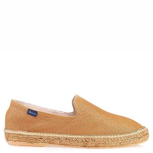 Gaimo - Alpargatas para Hombre Marrón marrón, Color Marrón, Talla 44: Amazon.es: Zapatos y complementos