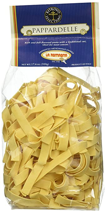 La Romagna Pappardelle - Ritrovo Selections - 17.6 Ounce