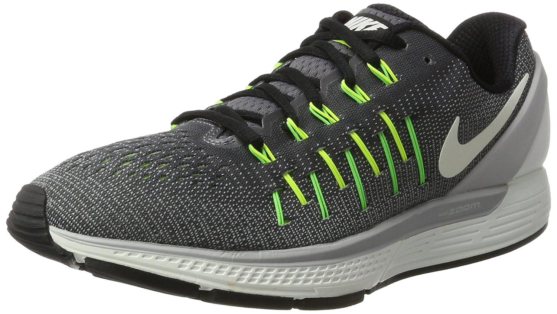 Nike Men's Air Zoom Odyssey 2 Running Shoe B0059CVSOQ 6 M US|Dark Grey/Summit White/Wolf Grey/Black