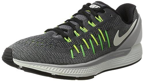 best website 3cc27 4f0ee Nike Men  s Air Zoom Odyssey 2 Zapato de Running, Negro, Blanco,