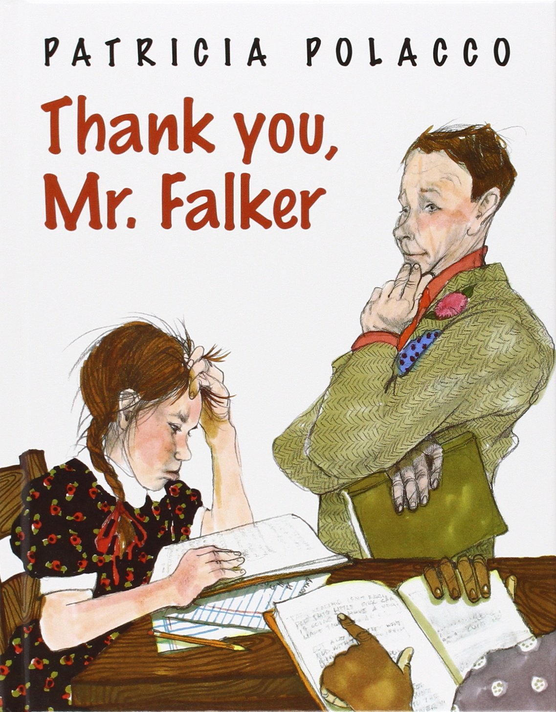 Image result for thank you mr. falker