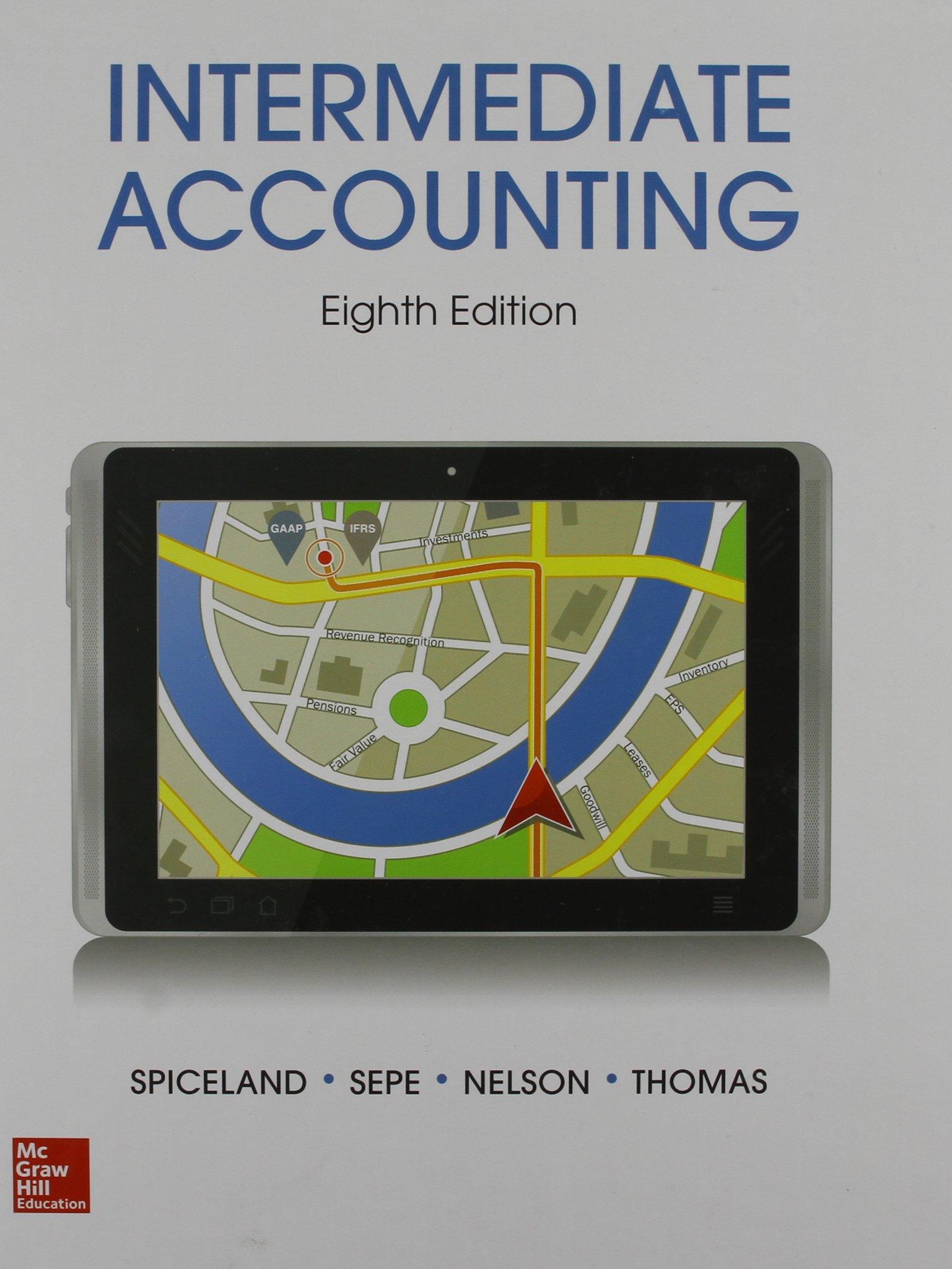 INTERMEDIATE ACCOUNTING: J. David Spiceland: 9780078025839: Amazon.com:  Books