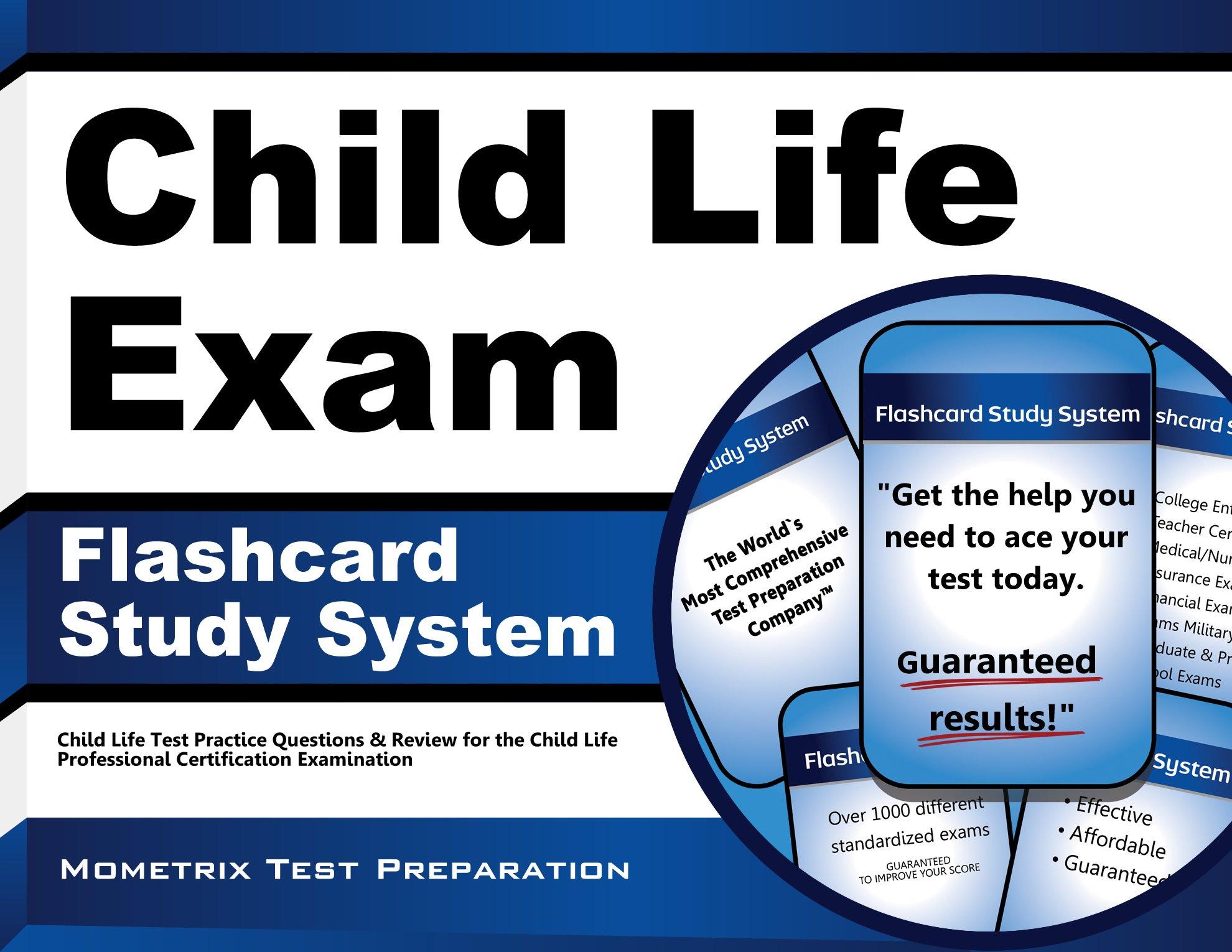 Child Life Exam Flashcard Study System Child Life Test Practice