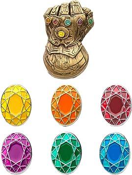 Marvel Collectors Pins 5-Pack Infinity Gauntlet Sales Brooches: Amazon.es: Juguetes y juegos