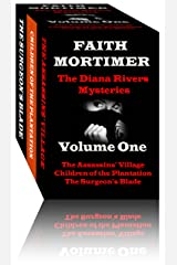THE DIANA RIVERS MYSTERIES - Volume One (The Diana Rivers Mysteries Collection Book 1) Kindle Edition