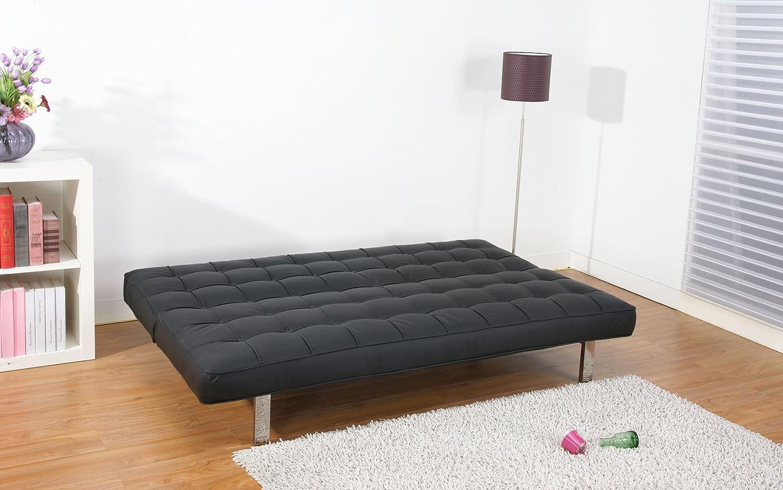 Amazon.com: Oro Sparrow Vegas Convertible futon Sofa ...
