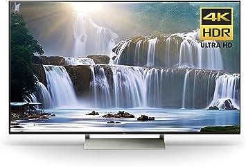 Sony XBR65X930E Televisor HDR Ultra HD de 65 Pulgadas y 4K (Modelo 2017), Funciona con Alexa: Amazon.es: Electrónica