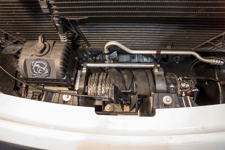 Magnum HWCH002FD Ford F150 Hidden Winch Kit