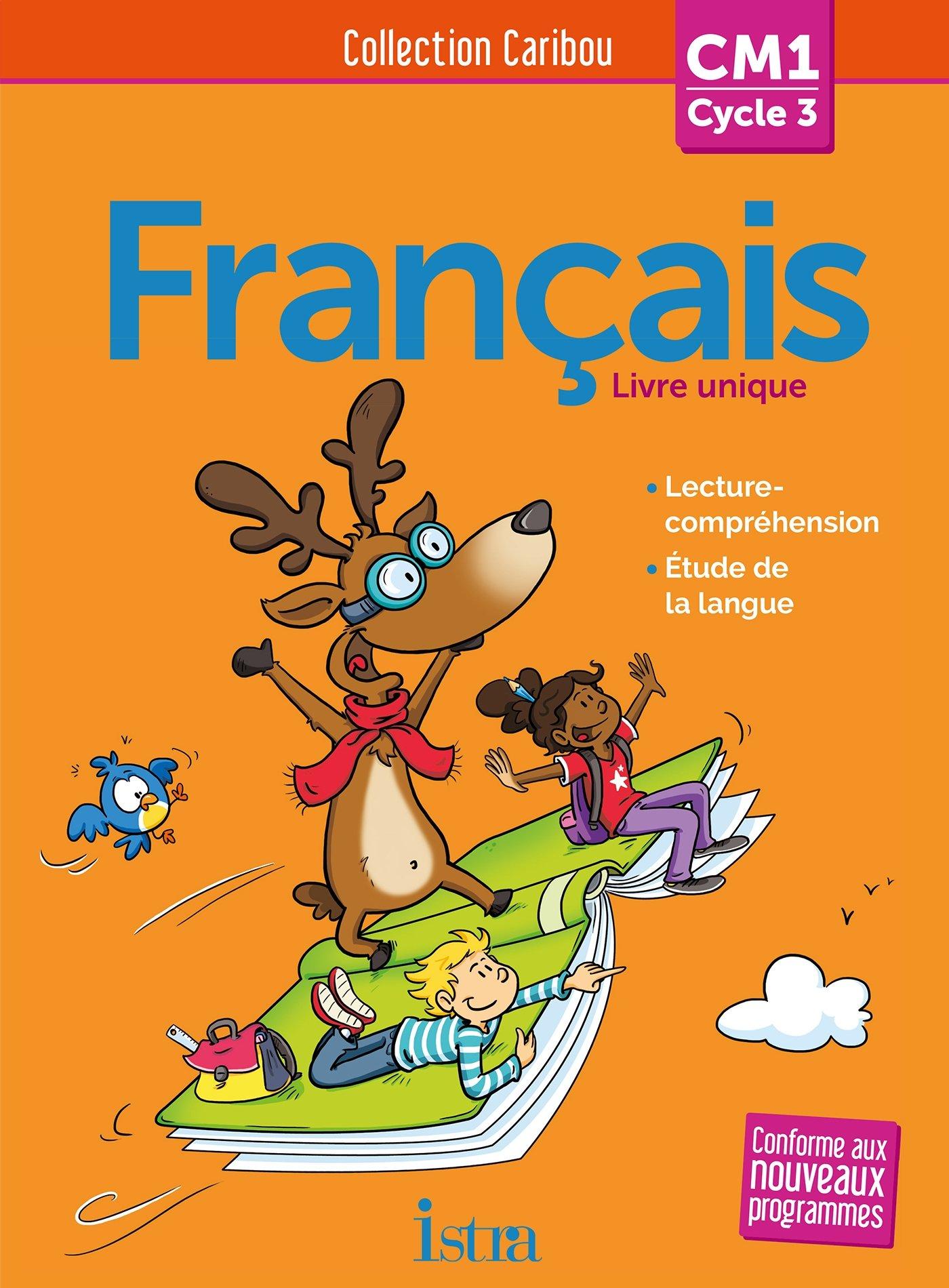 Caribou Francais Cm1 Livre Eleve Ed 2016 Amazon Ca Books