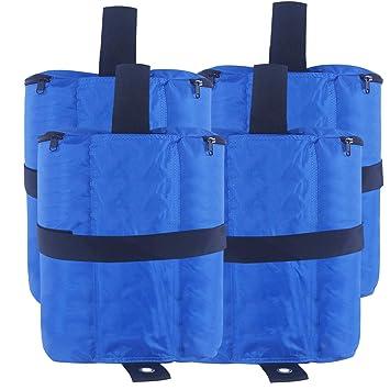 abccanopy peso bolsas con doble costura para toldos, tiendas ...
