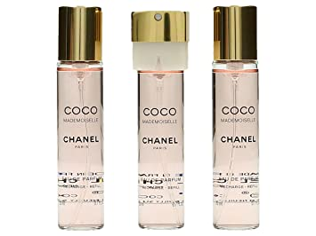 6212785334 Image Unavailable. Image not available for. Color: Chanel Chanel Coco  Mademoiselle Twist & Spray Eau De Parfum ...