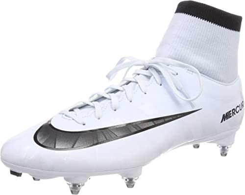 uk store to buy stable quality Nike Mercurial Victory VI CR7 DF SG, Chaussures de Football Homme ...