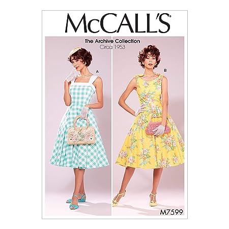 0f92c4f9efd McCall s Patterns 7599 A5