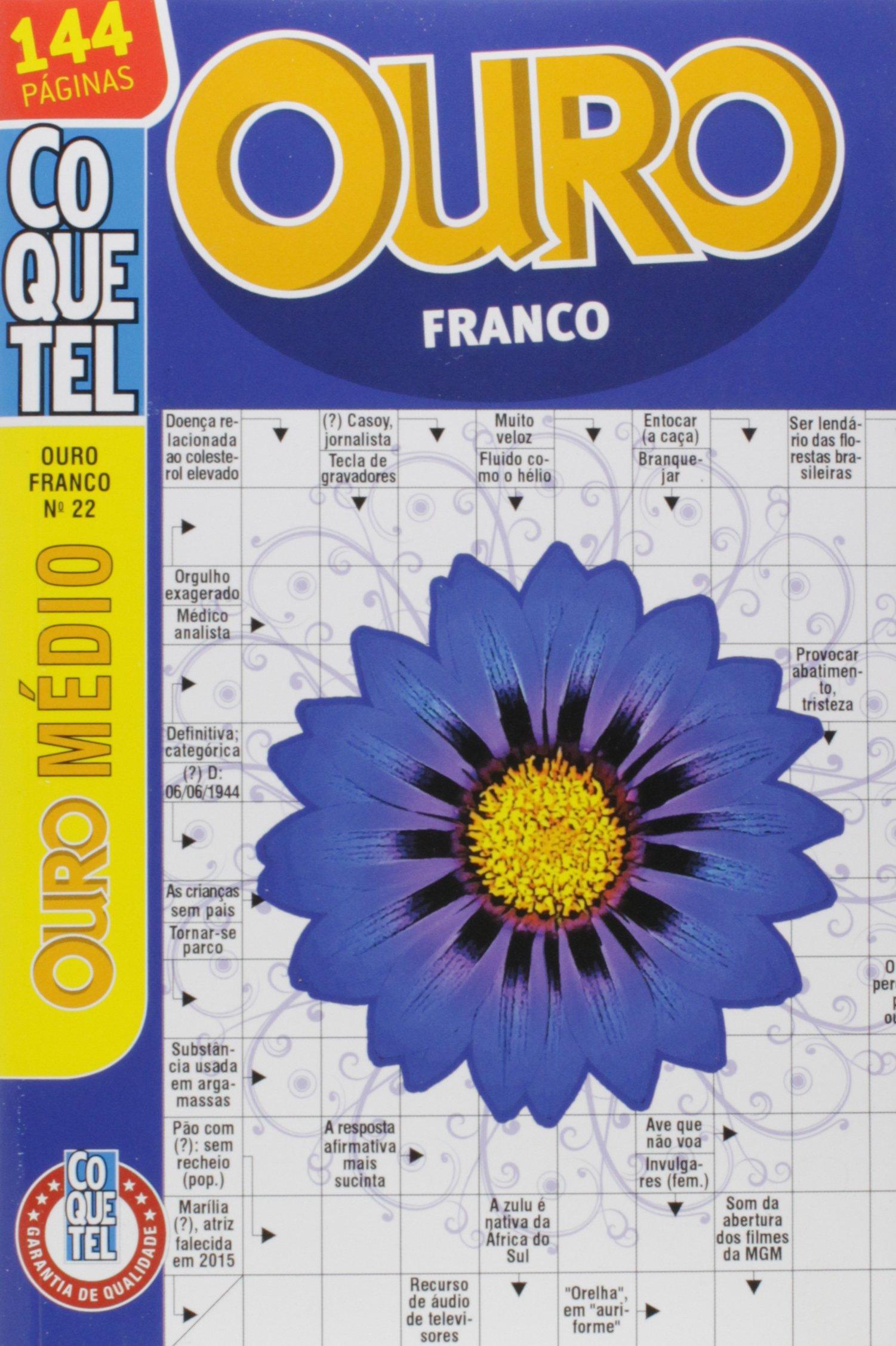 Read Online Coquetel. Ouro Franco - Nível Médio. Livro 22 pdf epub