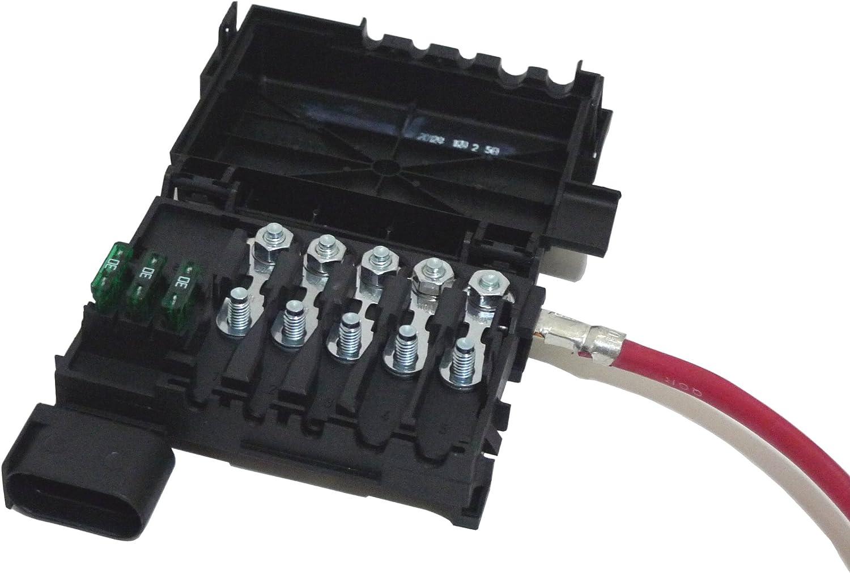 Amazon.com: For Audi A3 2001-2003 / TT Battery Top Fuse Box Bracket with  Cable: Automotive | Audi Tt Fuse Box Battery |  | Amazon.com