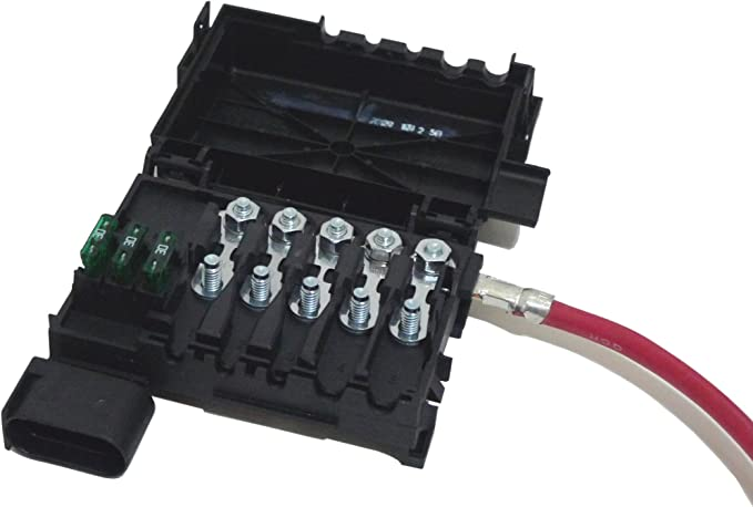 For Audi A3 2001-2003 / TT Battery Top Fuse Box Bracket with Cable:  Automotive - Amazon.com | Audi Tt Fuse Box On Battery |  | Amazon.com