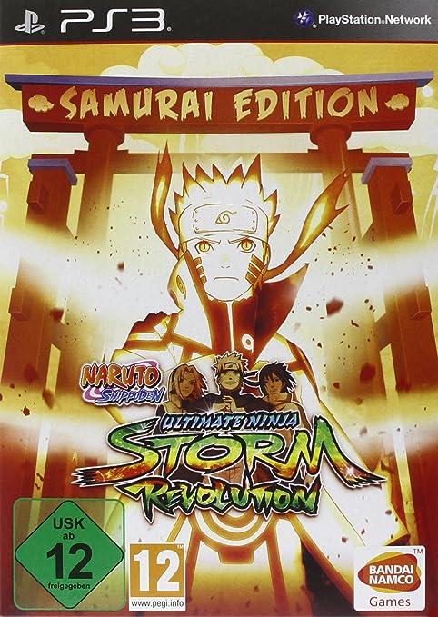 Naruto Shippuden: Ultimate Ninja. Storm Revolution - Rivals ...