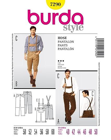 Per Cartamodello Uomo Pantaloni Cartamodello Per Pantaloni Da xeBordC
