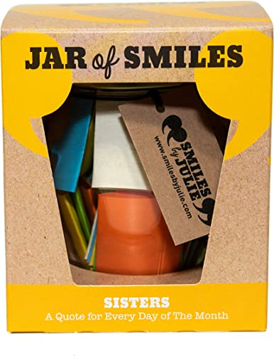 sisters quotations in a jar month of loving humourous quotes to