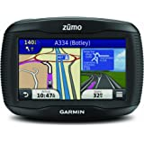 Garmin Zumo 340LM - GPS Moto 4.3 Pouces - Carte Europe de l'Ouest (24 Pays) Gratuite à Vie
