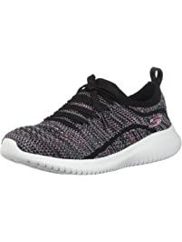 Skechers Girls Ultra Flex-Quick Beats Sneakers