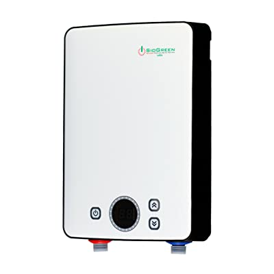Sio Green IR260 POU Electric Tankless Water Heater Review