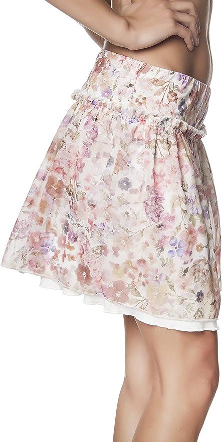 Mamatayoe Ceres, Falda Casual para Mujer, Multicolor, XL: Amazon ...