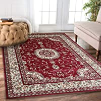 Home Culture CLASSICA Traditional Rug 5771 Red (6153A)