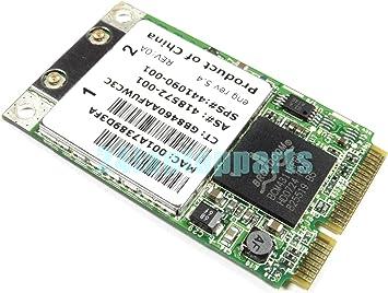 Amazon.com: HP Broadcom bcm94311mcghp1 802.11bg Mini PCI-E ...
