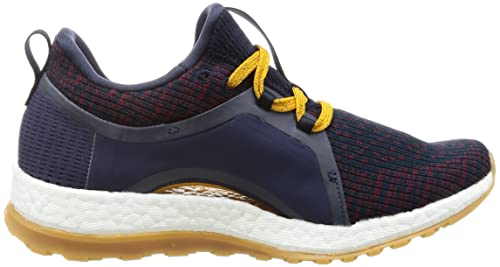 adidas Pureboost X All Terrain, Chaussures de Running Femme, Bleu (Tinley/Rojnoc/Amatac 000), 42 2/3 EU