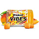 Trident Vibes Tropical Beat Wave, 6 Count, 40 Pieces Bottle