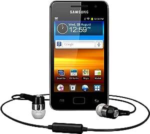 Samsung Galaxy S WiFi 3.6 - Reproductor MP3 y video