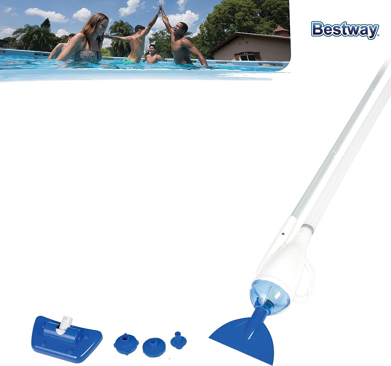 Bestway 58212 - Dispositivo de limpieza por vacío de la piscinas ...