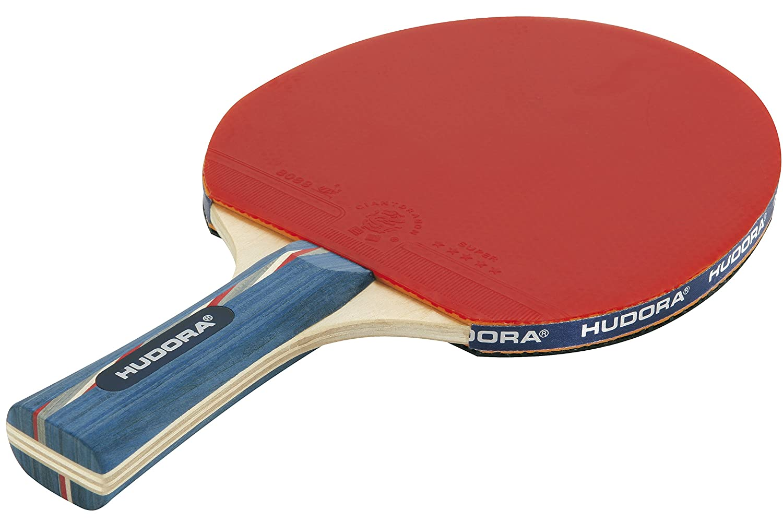 Hudora Tischtennis Schläger Tischtennisschläger Outdoor Sport Set We-Ball