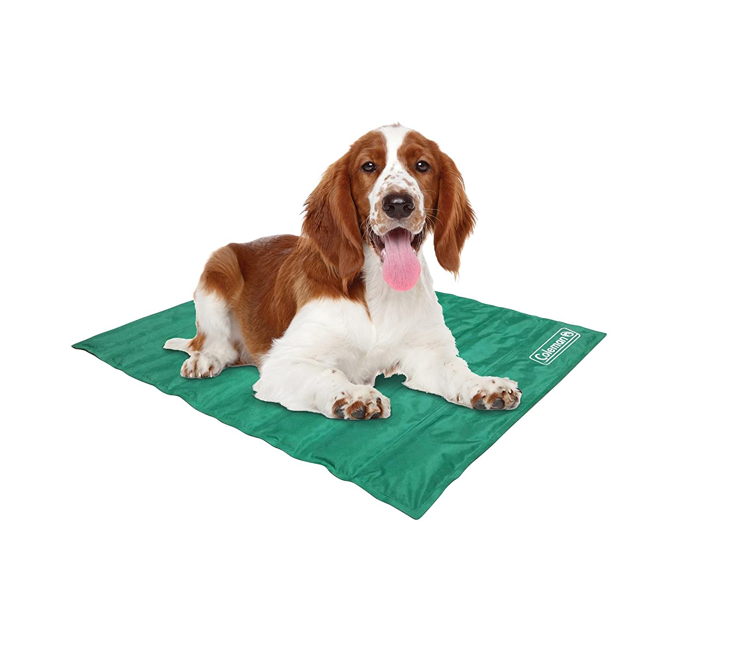 "Coleman Comfort Cooling Gel Pet Pad Mat in Medium 24""x30"", For Medium Pets"