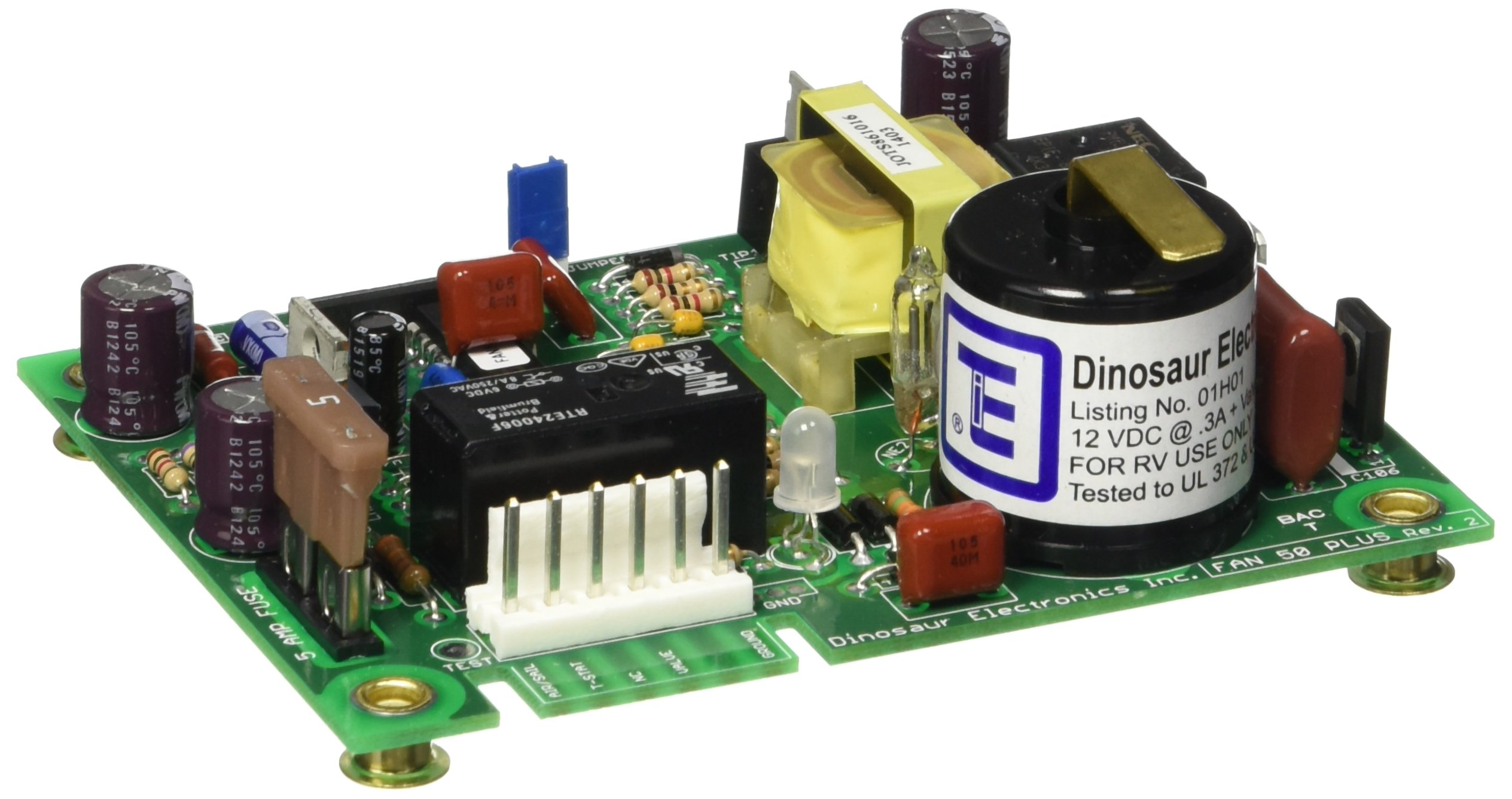 Dinosaur Electronics FAN50PLUS Universal Igniter Board with Fan Control  product image