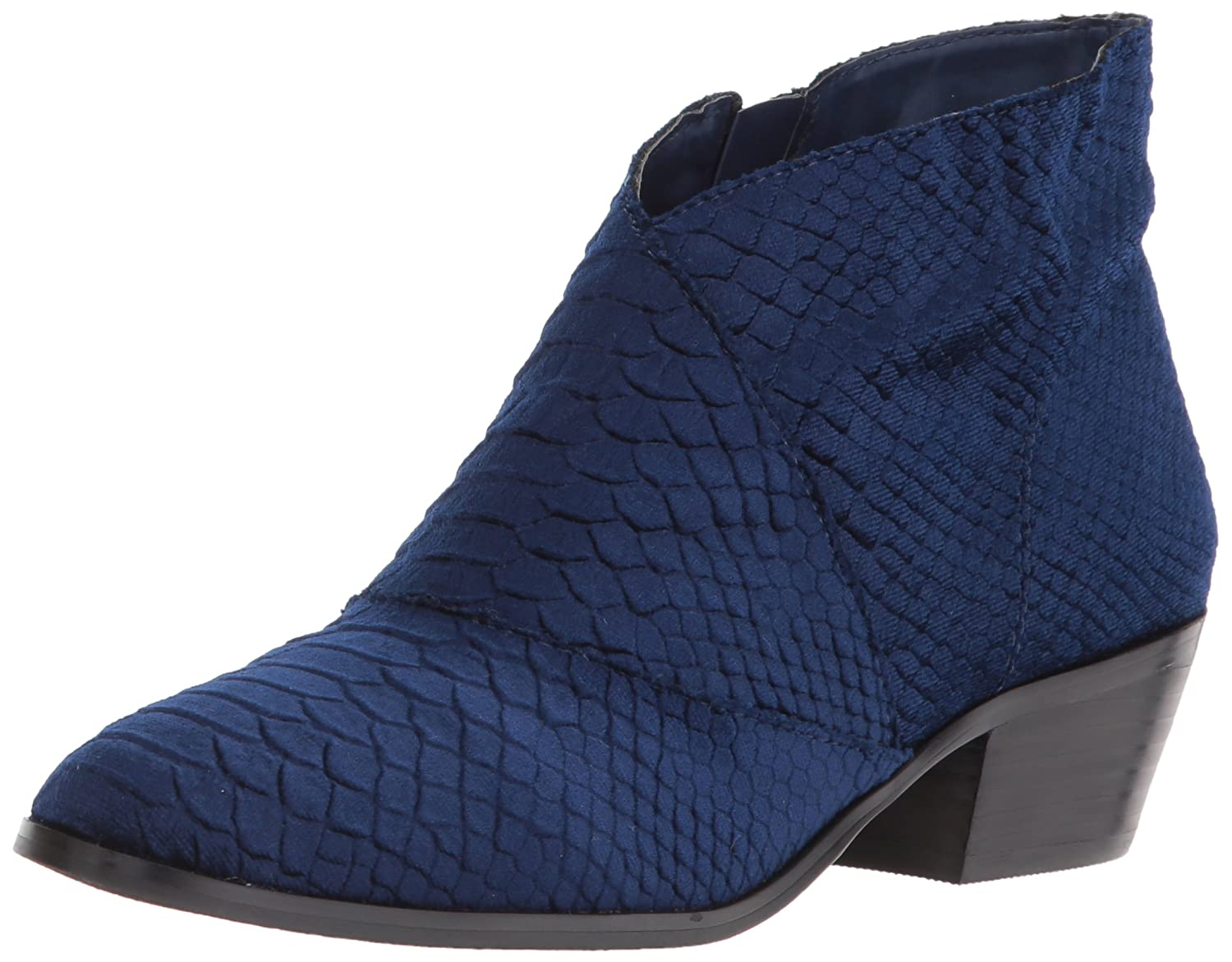 Very Volatile Women's Kyra Ankle Boot B071V7NQQ3 9 B(M) US|Navy