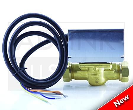 Central Heating 2 port 22mm Zone valve Direct Replacement for ...