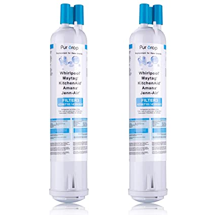 Amazon com: PUR Drop, Refrigerator Water Filter 3 Compatible with