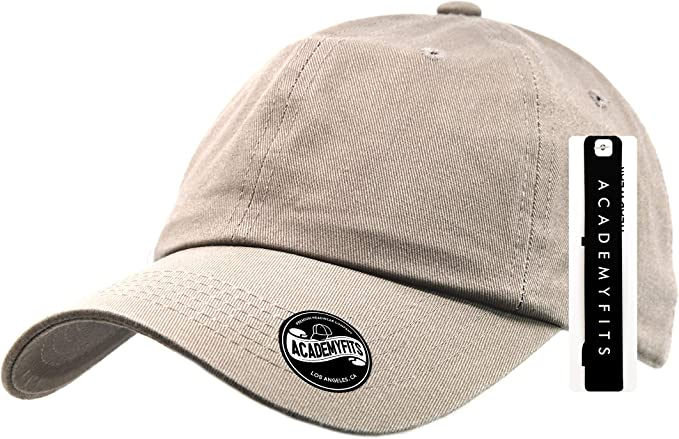 Mens Curved Flat Cap Low Profile Dad Distressed Snapback Hat