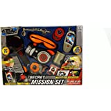 Secret Agent Spy Set Secret Mission Learn To Be A Spy Toy Set