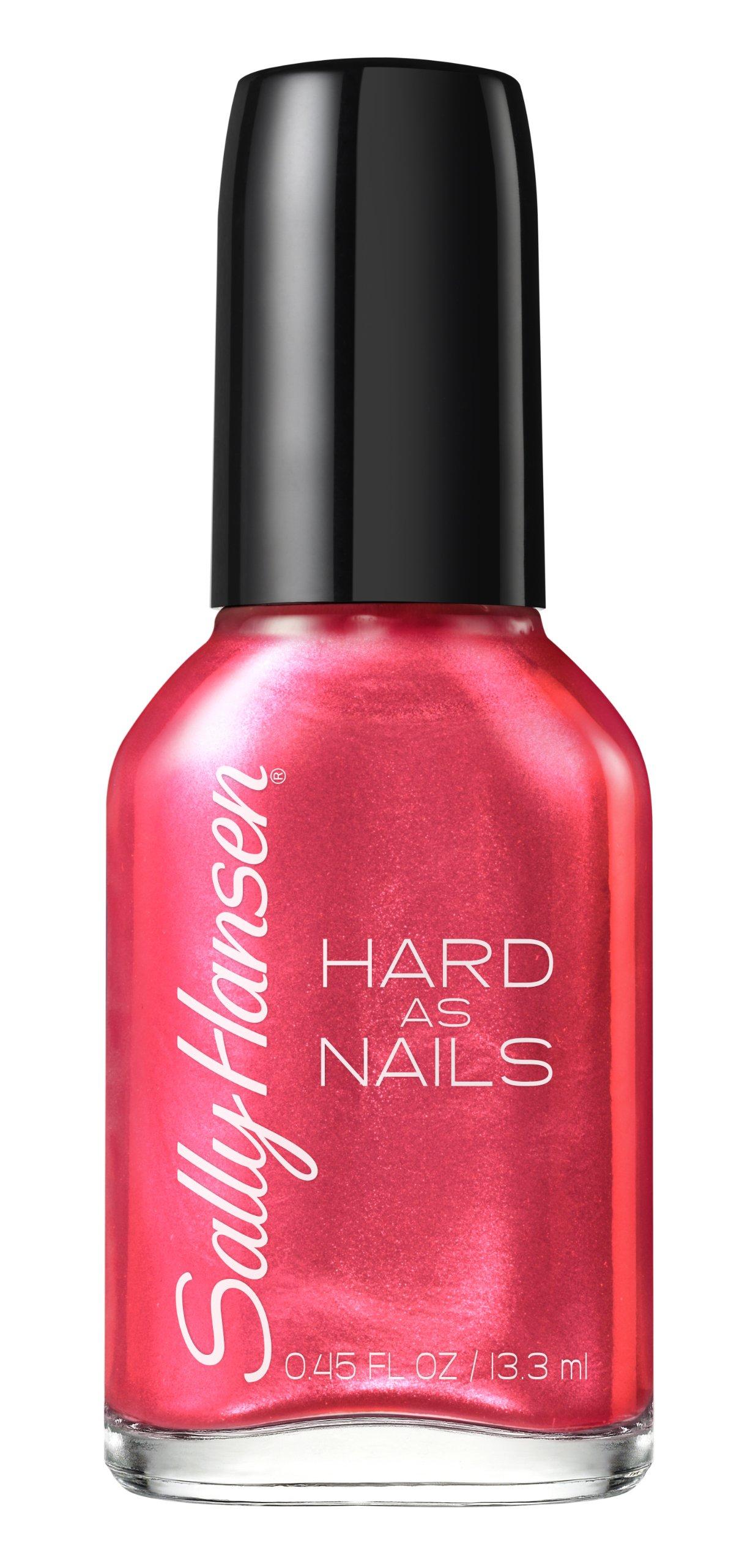 Amazon.com : Sally Hansen Hard as Nails Nail Polish, Unbreakable ...