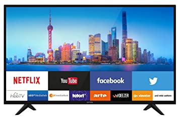 Dyon Smart 32 Pro 80 Cm 32 Zoll Fernseher Hd Triple Tuner Smart