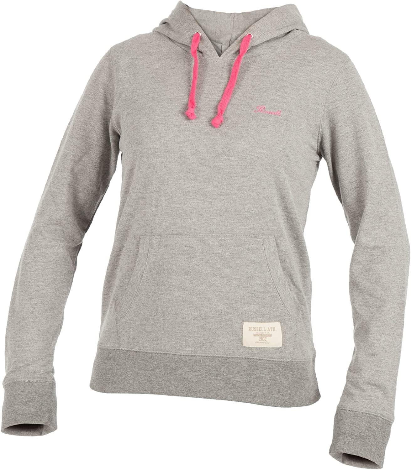 Russell Athletic Sweatshirt Hooded Pull Over - Punto Deportivo para Mujer