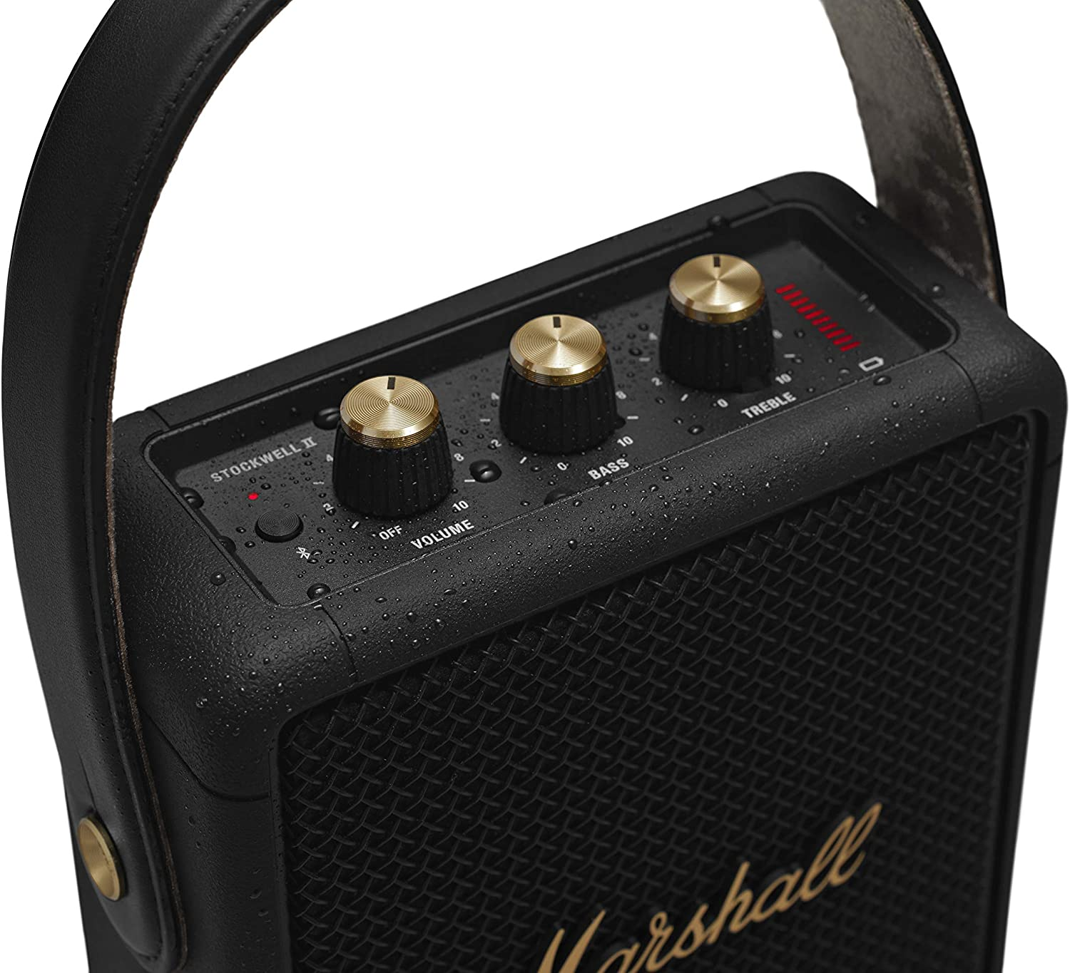 Marshall Stockwell II Enceinte Bluetooth Portatif - Test & Avis