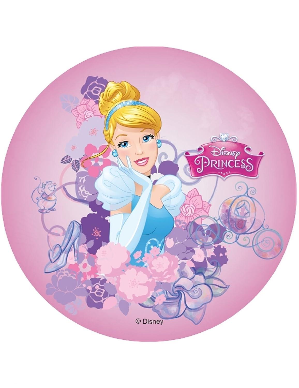 COOLMP - Lote de 6 Discos Azyme Princesas Disney Cenicienta ...