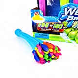 Toyzabo Water Balloons Quick Fill Bunch of Water