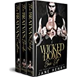 The Wicked Doms Books 1-3