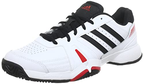 adidas Performance Bercuda 3, Zapatillas de Tenis para Hombre, Blanco-Weiß (Running White FTW/Black 1 / Light Scarlet), 41 1/3 EU: Amazon.es: Zapatos y ...